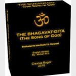The Bhagavat gita book