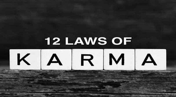 Karma sebagai bentuk energi