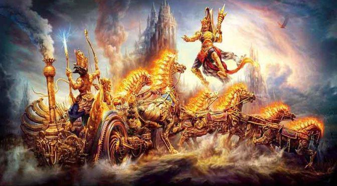 Bhagavat Gita Bab X